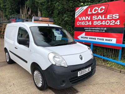 RENAULT KANGOO Panel Van 1.5 TD dCi ML19 70+ Panel Van 3dr