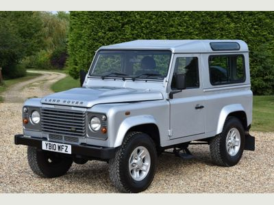 LAND ROVER DEFENDER 90 SUV TDCi County Automatic Gearbox 2.4 3dr