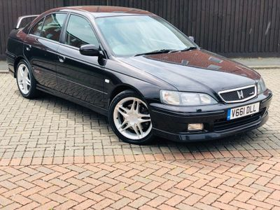 HONDA ACCORD Saloon 2.2 i Type R 4dr