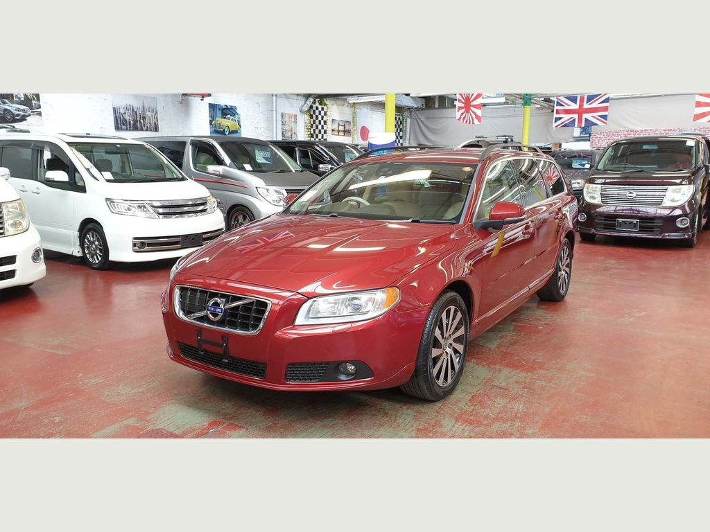 VOLVO V70 Estate 1.6 T4 SE Powershift petrol low mileage