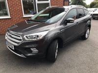 FORD KUGA SUV 1.5 TDCi EcoBlue Titanium Edition (s/s) 5dr