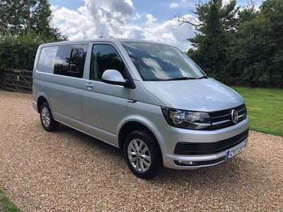 VOLKSWAGEN TRANSPORTER Other 2.0 TDI BlueMotion Tech T28 Highline Panel Van 5dr (EU6)