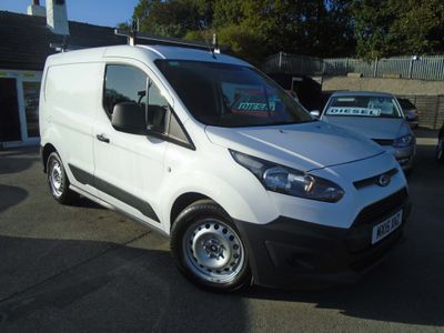 FORD TRANSIT CONNECT Panel Van 1.6 TDCi ECOnetic L1 200 Panel Van 4dr