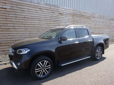MERCEDES-BENZ X CLASS Pickup 2.3 250d Power 4MATIC 4dr