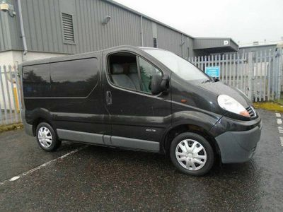 RENAULT TRAFIC Other 2.0 TD dCi SL27 Panel Van 4dr