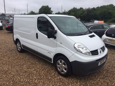 RENAULT TRAFIC Other 2.0 dCi SL29 Phase 3 Panel Van 4dr (Nav)