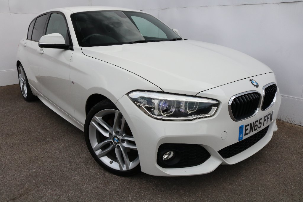 BMW 1 SERIES Hatchback 1.5 116d M Sport Sports Hatch (s/s) 5dr