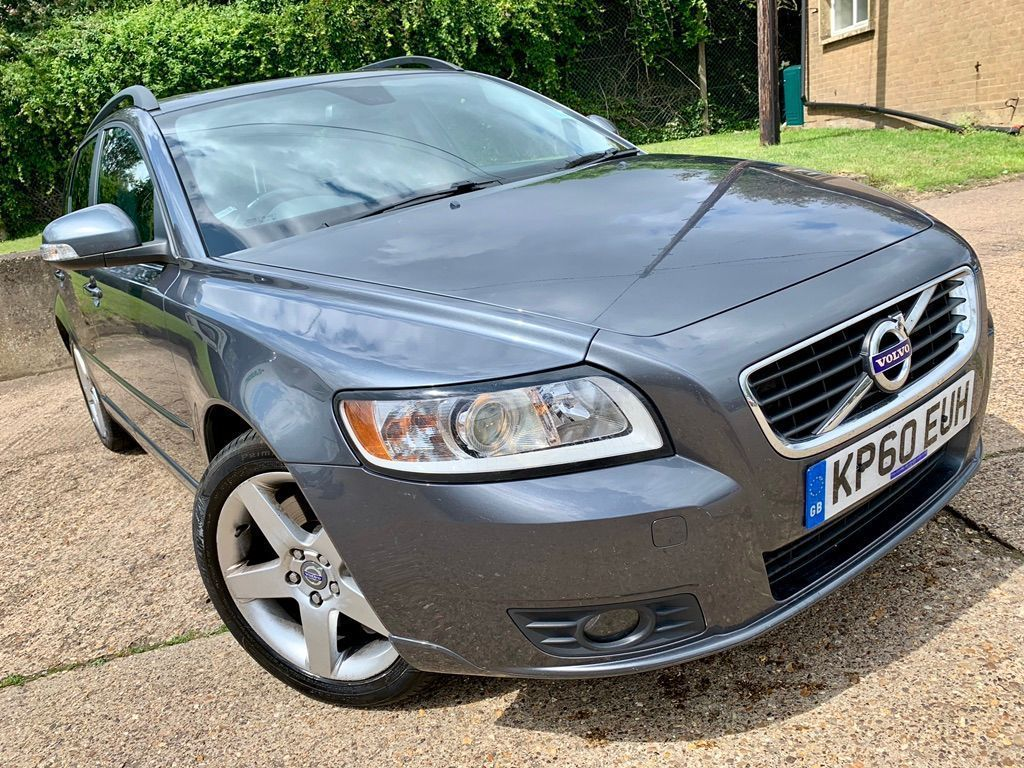 VOLVO V50 Estate 2.0 D3 SE 5dr