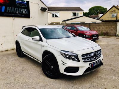 MERCEDES-BENZ GLA CLASS SUV 2.1 GLA200d AMG Line (Executive) (s/s) 5dr