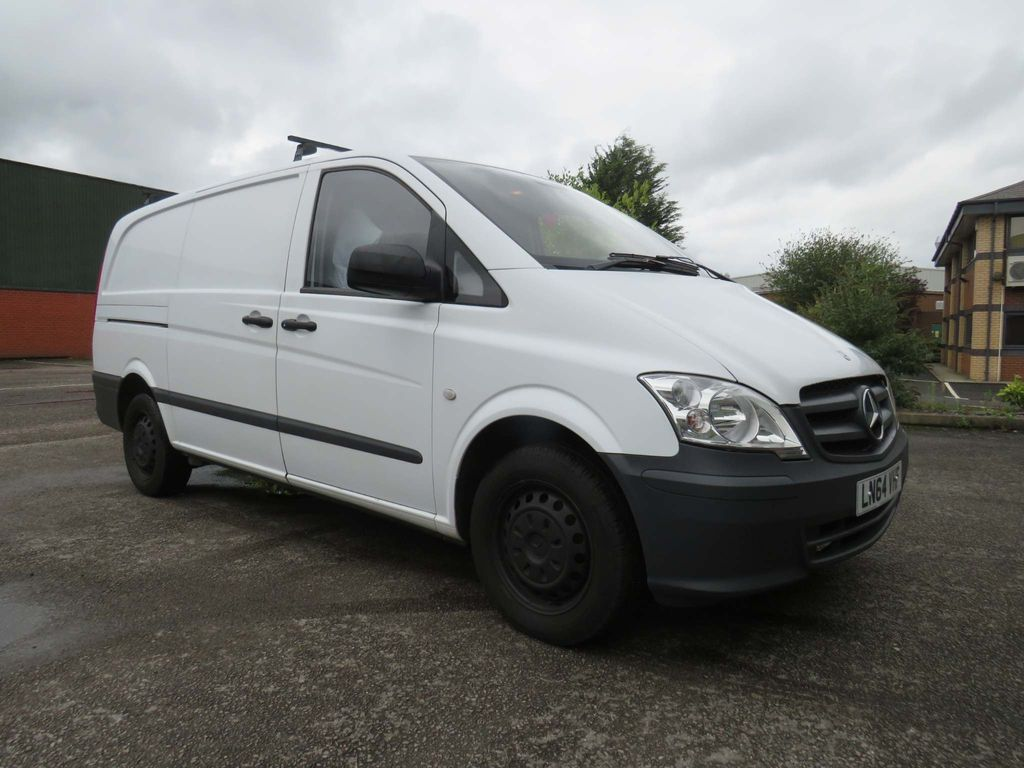MERCEDES-BENZ VITO Other 2.1 113CDI Compact Panel Van 5dr (EU5)