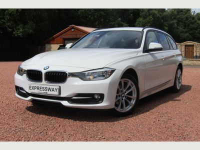 BMW 3 SERIES Estate 2.0 318d Sport Touring (s/s) 5dr