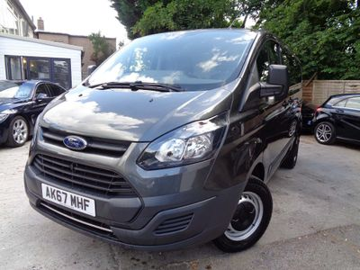 FORD TRANSIT CUSTOM Other 2.0 TDCi 270 L1H1 Panel Van 5dr (EU6)
