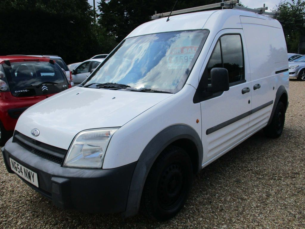 FORD TRANSIT CONNECT Other 1.8 TDdi T220 LWB L High Roof 4dr
