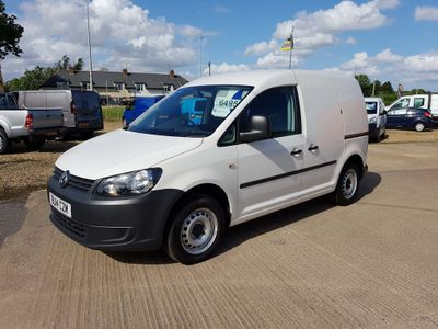 VOLKSWAGEN CADDY Other 1.6 TDI BlueMotion Tech C20 Startline Panel Van 4dr