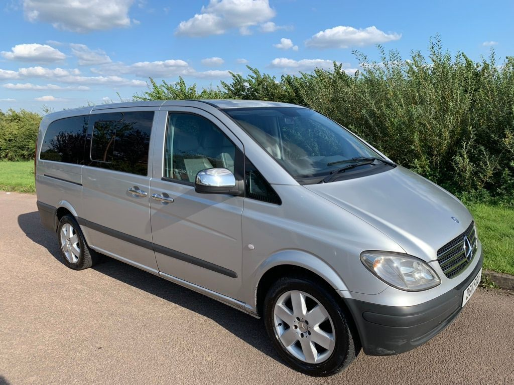 MERCEDES-BENZ VITO Other 2.1 111CDI Traveliner Long Bus 5dr (8 Seats)