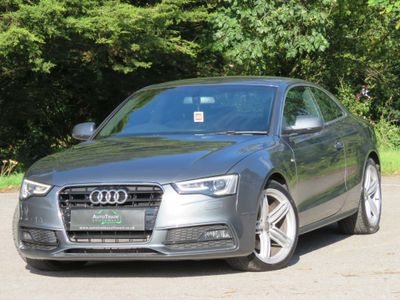 AUDI A5 Coupe 3.0 TDI S line Multitronic 2dr