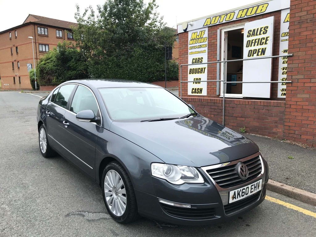 VOLKSWAGEN PASSAT Saloon 2.0 TDI Highline Plus 4dr