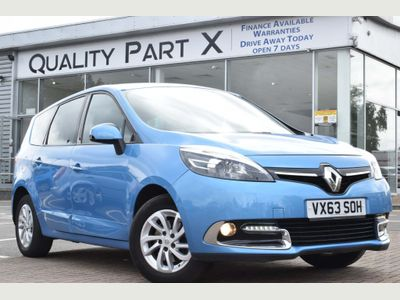 RENAULT GRAND SCENIC MPV 1.5 TD Dynamique TomTom Bose+ Pack EDC Auto 5dr