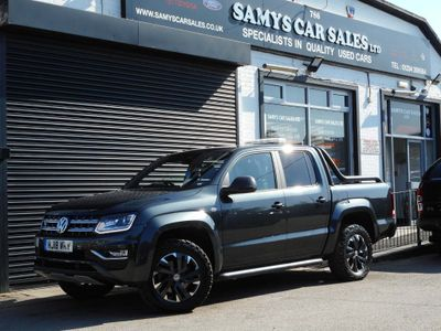 VOLKSWAGEN AMAROK Pickup 3.0 Dark Label 4MOTION Per 4dr