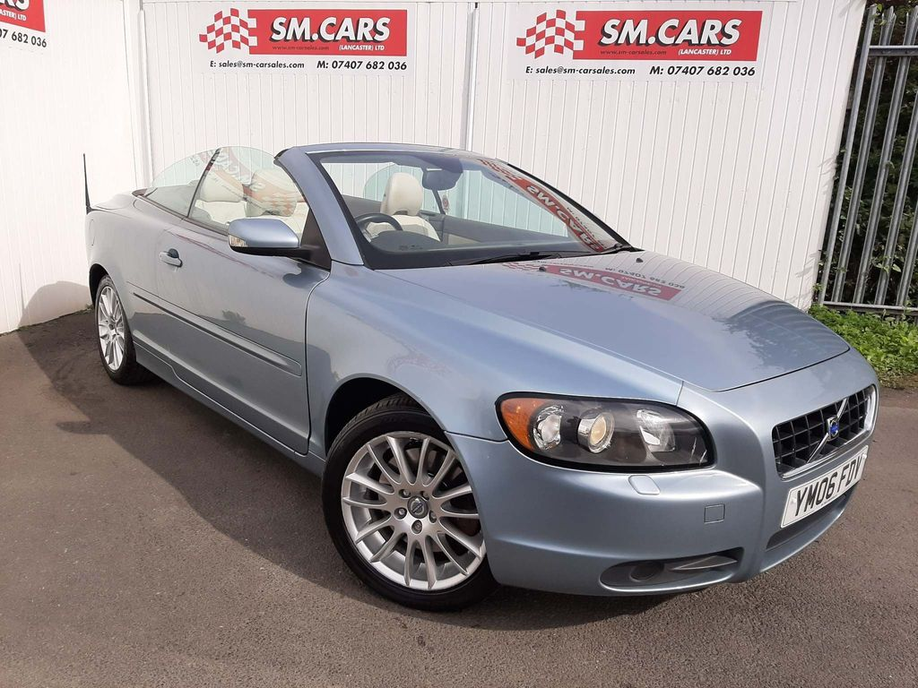 VOLVO C70 Convertible 2.4 i SE Geartronic 2dr