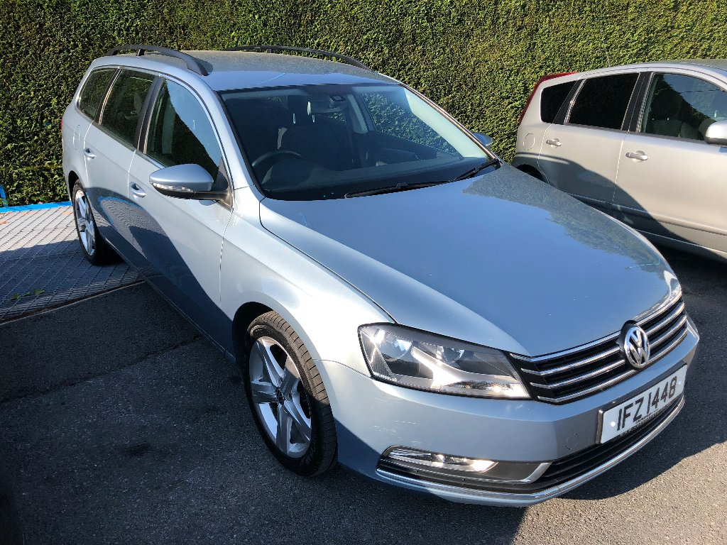 VOLKSWAGEN PASSAT Estate 1.6 TDI BlueMotion Tech SE 5dr
