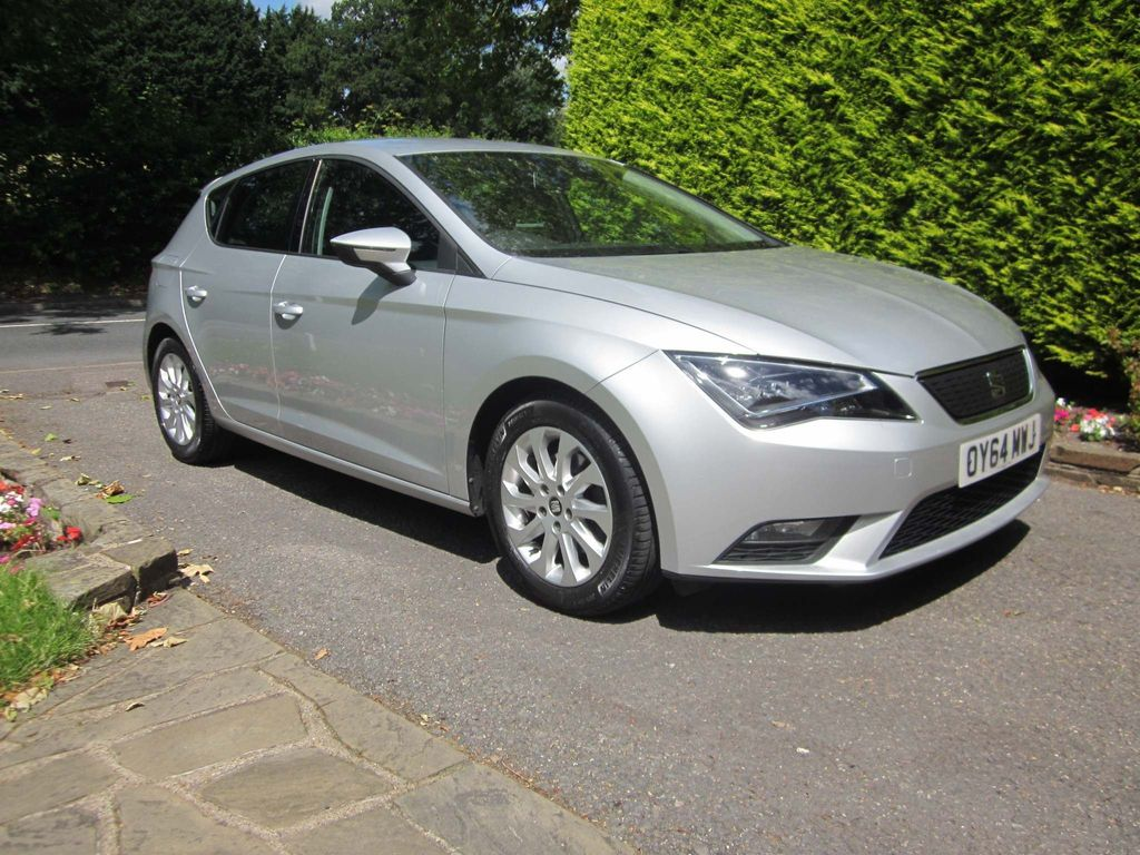 SEAT LEON Hatchback 1.6 TDI Ecomotive SE (Tech Pack) (s/s) 5dr
