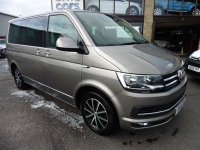 VOLKSWAGEN CARAVELLE Other 2.0 TDI BlueMotion Tech Executive Bus 5dr (EU6, SWB, 7 seats)