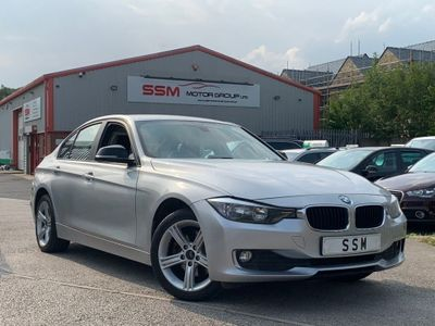 BMW 3 SERIES Saloon 2.0 320d SE 4dr