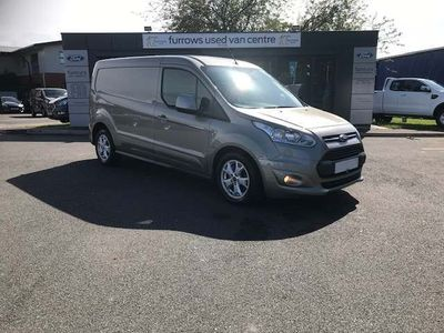 FORD TRANSIT CONNECT Panel Van 240 L2 LIMITED 120 PS POWERSHIFT