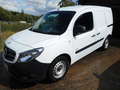 MERCEDES-BENZ CITAN Panel Van 1.5 CDI BlueEFFICENCY 109 Compact Panel Van 3dr
