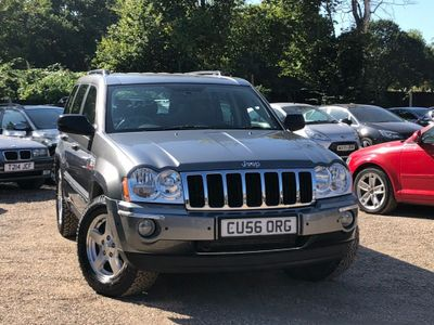 JEEP GRAND CHEROKEE SUV 3.0 CRD V6 Limited 4x4 5dr