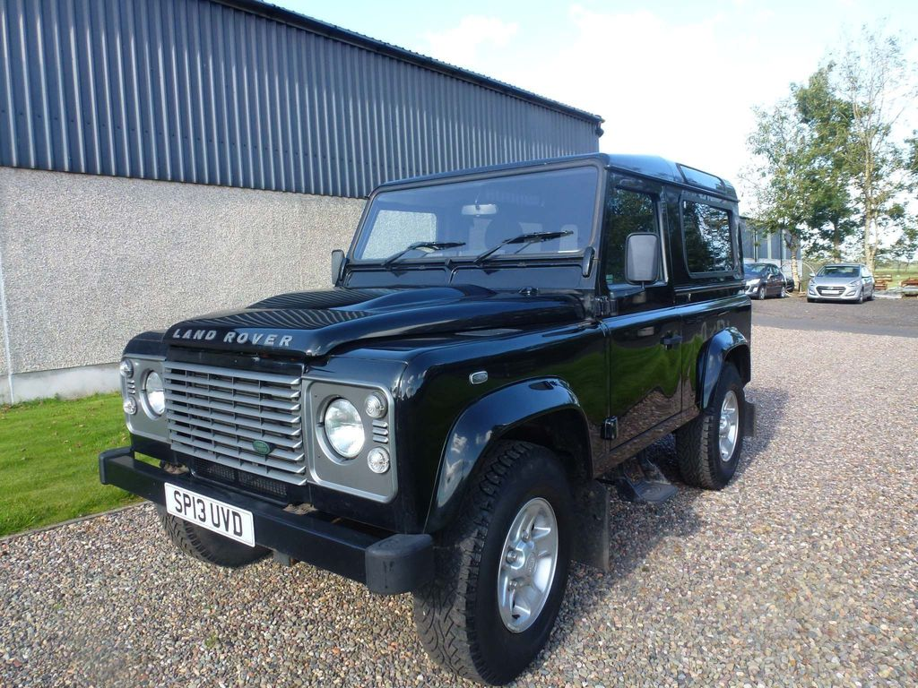 LAND ROVER DEFENDER 90 SUV 2.2 TD DPF County Station Wagon 3dr