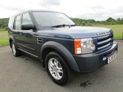 LAND ROVER DISCOVERY 3 SUV {Edition unlisted}