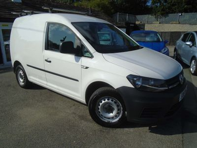VOLKSWAGEN CADDY Other 2.0 TDI BlueMotion Tech C20 Startline 5dr (EU6)