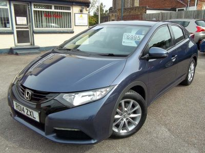 HONDA CIVIC Hatchback 1.8 i-VTEC S 5dr (DAB/Premium Audio/Bluetooth)