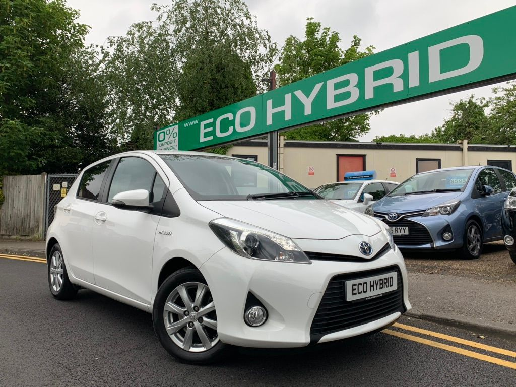 TOYOTA YARIS Hatchback 1.5 VVT-i Icon+ 5dr