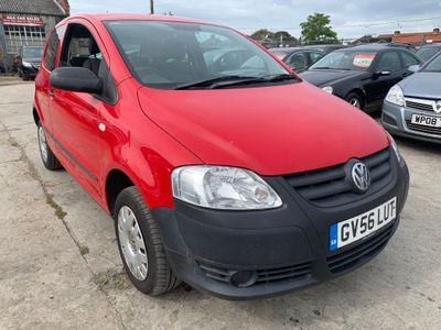 VOLKSWAGEN FOX Hatchback 1.2 3dr