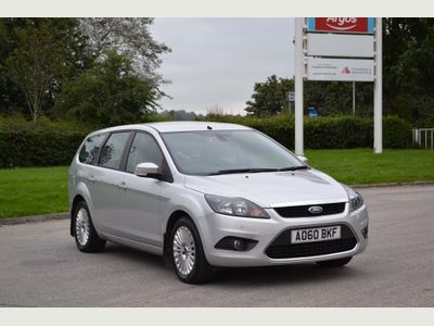 FORD FOCUS Estate 1.6 TDCi DPF Titanium 5dr