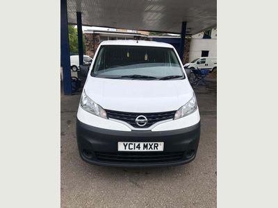 NISSAN NV200 Other 1.5 dCi Acenta 5dr