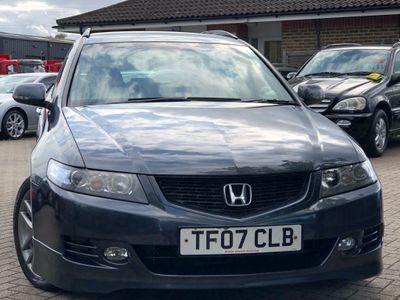 HONDA ACCORD Estate 2.4 i-VTEC Type S Tourer 5dr