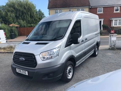 FORD TRANSIT Panel Van 2.2 TDCi 290 L2H2 Panel Van 4dr