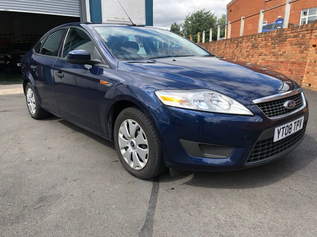 FORD MONDEO Hatchback 2.3 Edge 5dr