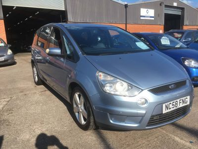 FORD S-MAX MPV {Edition unlisted}