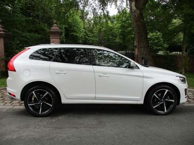 VOLVO XC60 SUV 2.0 D4 R-Design Lux Geartronic 5dr