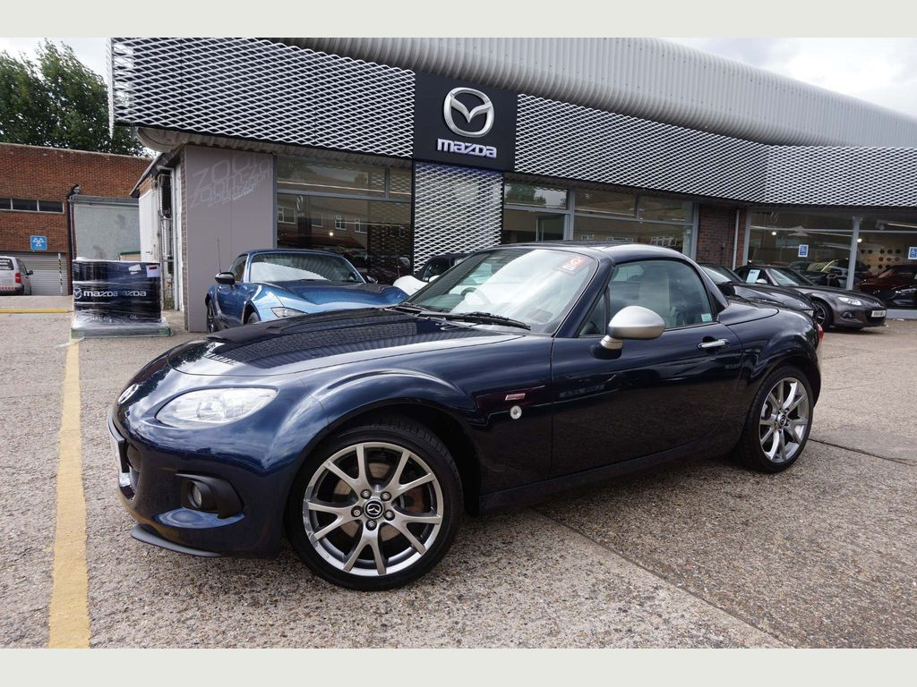 MAZDA MX-5 Coupe 2.0 Venture Roadster 2dr