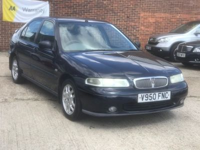 ROVER 400 Hatchback 1.4 414 16v iS 5dr