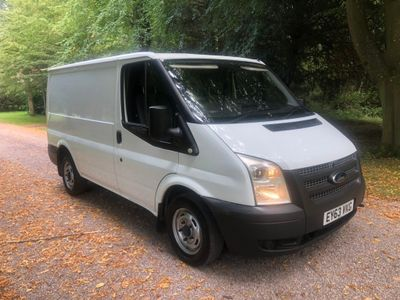 FORD TRANSIT Panel Van 2.2 TDCi 260 S Leader Low Roof Panel Van 5dr (EU5, SWB)