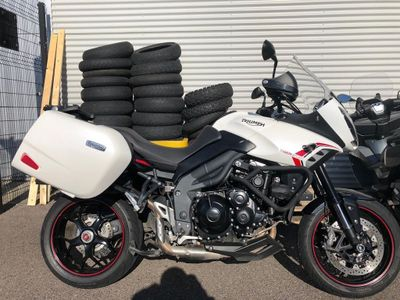 TRIUMPH TIGER Adventure 1050 Sport