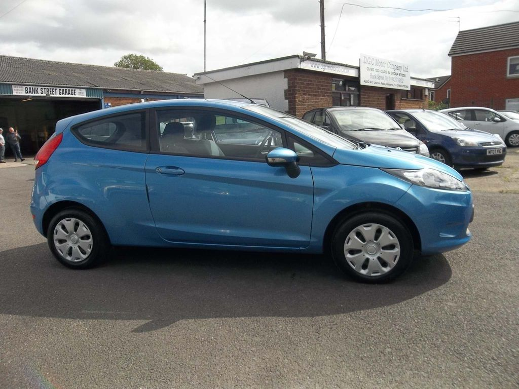 FORD FIESTA Hatchback 1.6 TDCi ECOnetic 3dr