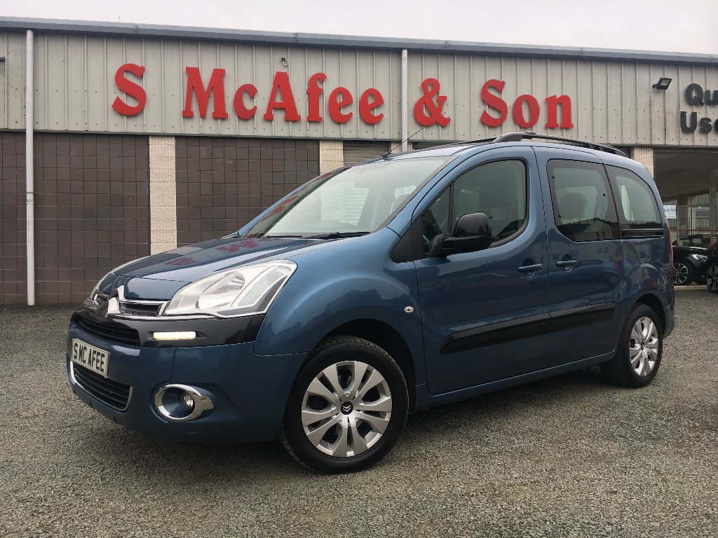 CITROEN BERLINGO MULTISPACE MPV 1.6 TD Plus Special Edition 5dr